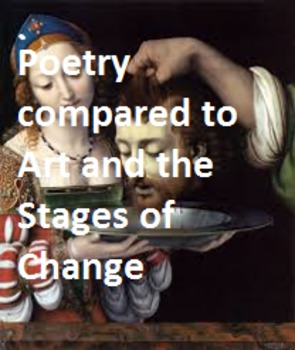 Poetry and the Stages of Change