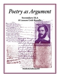 Poetry as Argument