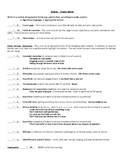 Poetry book rubric for writing in expressive forms/figurat