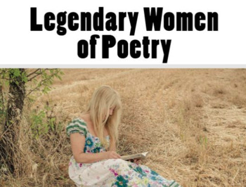 Poetry by Women (around 60 pages) Public Domain