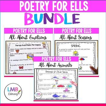 Poetry for ELLs-BUNDLE