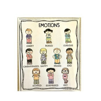 Poetry for ELLs-Emotions