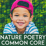 Poetry for Kids: Common Core Aligned, Close Reading, Creative Writing