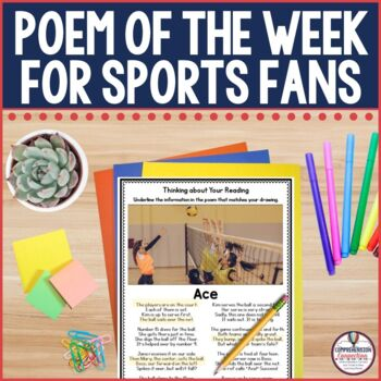 Poem of the Week Sports Edition
