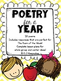 Poetry for a Year! K-2 Poems and Responses