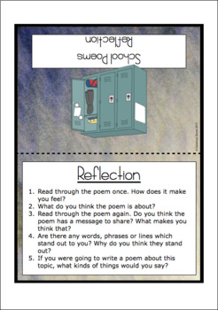 Poetry for the Classroom - School Poems