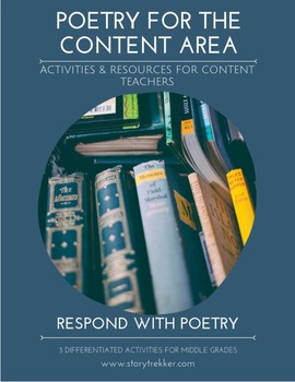 Poetry for the Content Area - Part 1