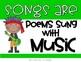 Poetry in Music Lyrics w/ BONUS Shel Silverstein, The Road