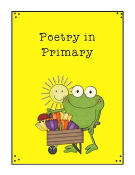 Poetry in Primary