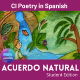 Earth Day in Spanish - Poetry in Spanish - Acuerdo Natural -