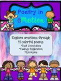 Poetry Journal to Explore Feelings