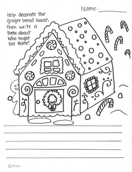 Holiday Poetry Writing