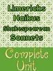 Poetry that Follows Rules - Limericks, Haikus, & Shakespearean Sonnets