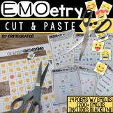 Poetry with Emoji Cut & Paste