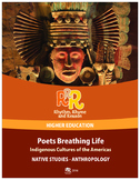 Poets Breathing Life Series - Indigenous Cultures of the Americas