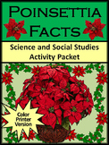 Poinsettia Activities: Poinsettia Facts Christmas Science