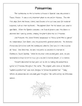 Poinsettia History