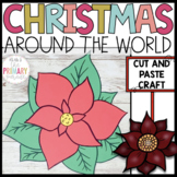 Poinsettia craft   Las Posadas craft   Christmas around the world