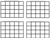 Point Chart Template