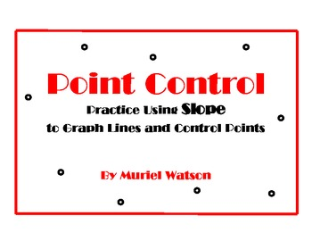 Point Control: Game of Practicing Slope
