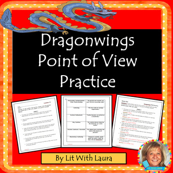 Point Of View Activities (Dragonwings)