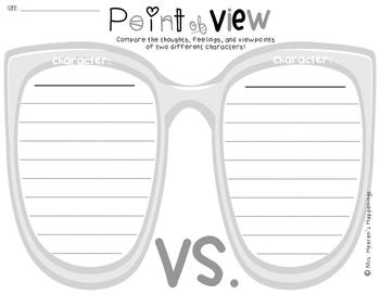 Point Of View: Comparison Organizer