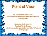 Point Of View Explanations and Examples (First, Second, Third, Omni, Lim)