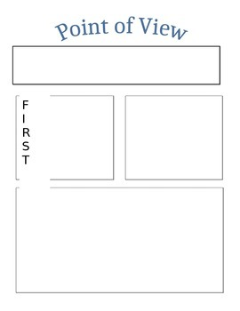 Point Of View Interactive notes page