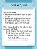 Point Of View: Practice Activities