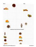 Point-Slope Form Turkey Hunt (Thanksgiving)