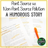 Point Source vs. Non-Point Source Pollution