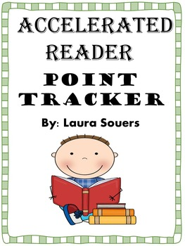 Student Reading Point Tracker