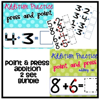 Addition Extra Large Point and Press BUNDLE
