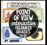 Point of View Activities and Interactive Foldables