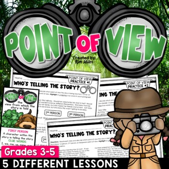 Point of View: 1st & 3rd Person