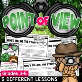 Point of View Activities and Practice | Digital & Printable | Distance Learning