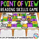 Point of View Task Cards Game {Includes Third Person Limited and Omniscient}
