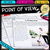 Point of View - 2nd & 3rd Grade RL.2.6 / RL.3.6 - Printable & Digital