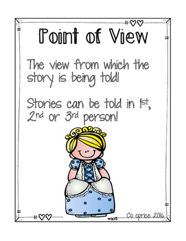 Point of View: A mini-unit