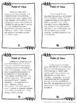 Point of View Activities - Task Cards, Reading Passages, and More