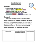 Point of View Activity