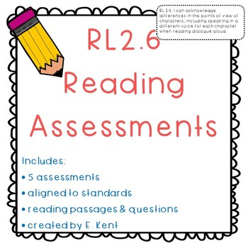 Point of View Assessments - RL2.6