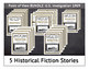 Point of View BUNDLE-5 Short Historical Fiction Stories