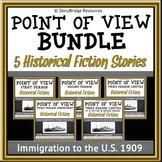 Point of View BUNDLE-5 Short Historical Fiction Stories