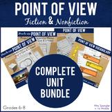Point of View Printable Unit Bundle for Fiction AND Nonfiction