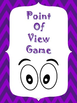 Point of View Board Game