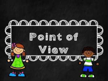 Point of View Bundle {{1st person, 2nd person, 3rd person}}