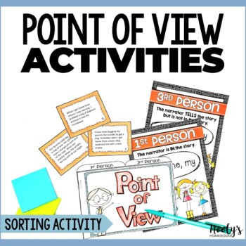 Activities for Teaching Point of View