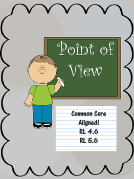 Point of View--CC Aligned!!