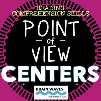 Point of View Centers - 6 Stations and Point of View Activities